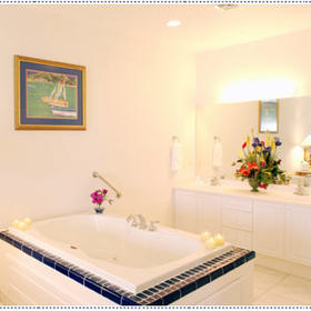 Morritt's Grand Resort - Unit Bathroom