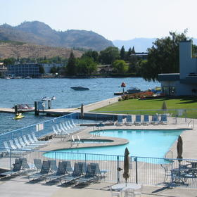 Peterson's Waterfront Resort - View From Unit