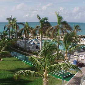 Flamingo Beach Villas II - View From Clubhouse