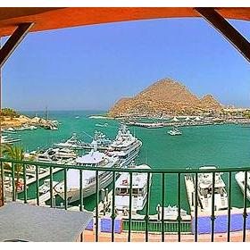 Tesoro Los Cabos - View From Balcony