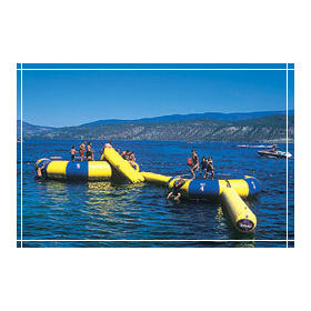 Lake Okanagan Resort - Water Trampolines