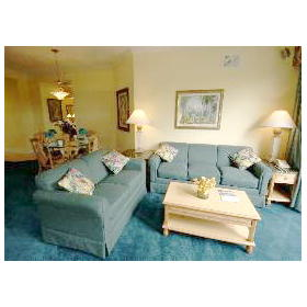 Cypress Pointe - Living Area