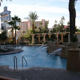 Hilton Grand Vacations Resort on the Boulevard Pool