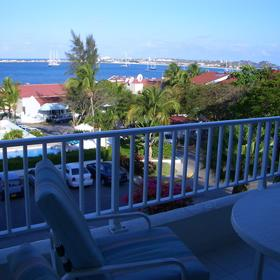Simpson Bay Resort & Marina- Unit Balcony