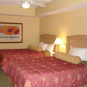 Marriott's Barony Beach Club - Unit Bedroom