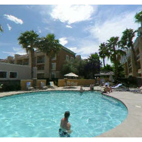 Shell Vacations Club at Desert Rose — - outdoor pool