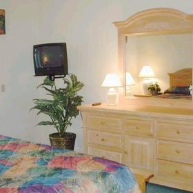 Brigantine Quarters - Unit Bedroom