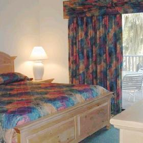 Brigantine Quarters — - Unit Bedroom