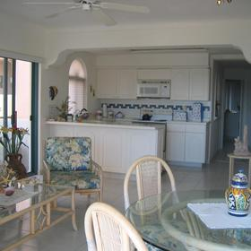 WorldMark Coral Baja - Unit Dining Area