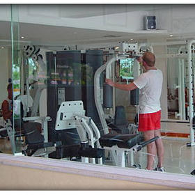Hotel Gran Porto Real Resort and Spa — - Exercise Facility