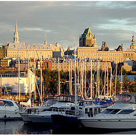 Old Port of Quebec