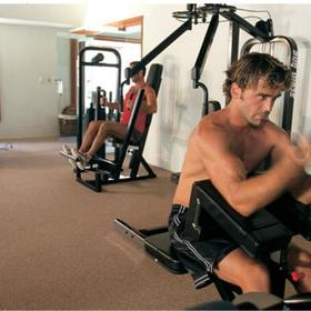 Desire Resort and Spa — - Exercise Facility