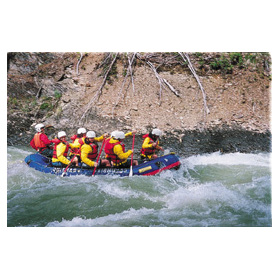 Sunchaser Villas at Fairmont - Riverside and Hillside — Area River Rafting