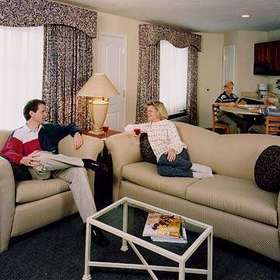 Varsity Clubs of America - South Bend Chapter — - Unit Living Area