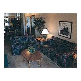 Olympia Vacation Owners - Unit Living Area