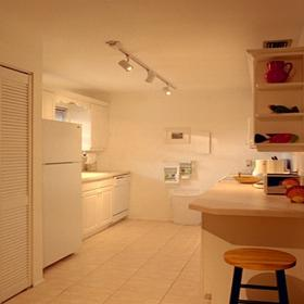 Blind Pass Condominiums - Unit Kitchen
