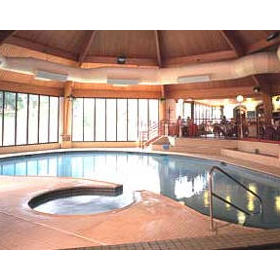 Moness Country Club - indoor pool