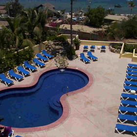 Cabo Villas Beach Resort & Spa — Pool area