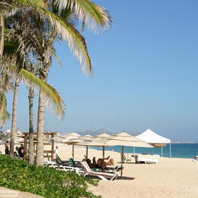 Bel Air Collection Resort & Spa Cabos - Beach Palapas