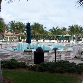 Pool between Cobia and Pompano Bldgs