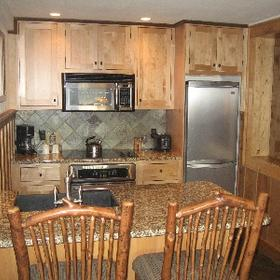 The Whiteface Lodge — - Unit Kitchen