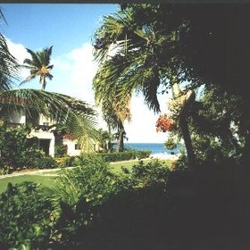 Gardens at Antigua Village Beach Club