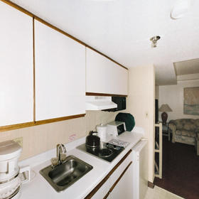 Ocean Key Resort - Unit Kitchen