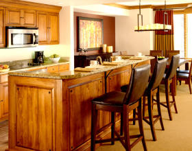 Sheraton Steamboat Resort Villas - Unit Kitchen