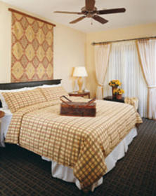 Marriott's Willow Ridge Lodge - Unit Bedroom