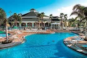 Sheraton Vistana Resort - one of seven on-site pools
