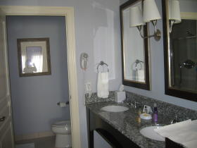 Unit Master Bathroom