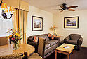 Wyndham Durango - Unit Living Area