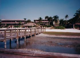 Caribbean Beach Club - Fishing Pier