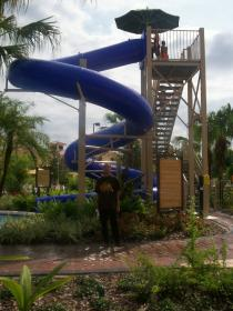 Two Giant Slides