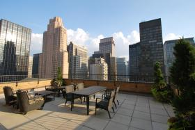 South Rooftop Patio
