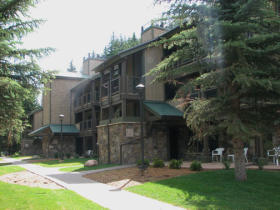Aspen at Streamside - Exterior