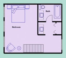 The Landing at Seven Coves - Unit Floor Plan