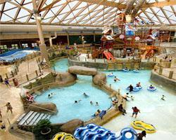 Waterpark at the resort