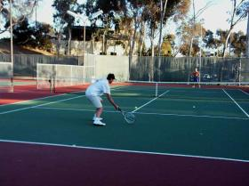 San Clemente Inn - Tennis Court