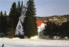 Old Village of Tremblant