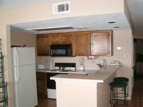 The Landing at Seven Coves - Unit Kitchen