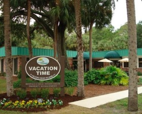 Vacation Time of Hilton Head Island - Ocean Dunes