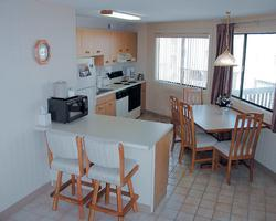 Outer Banks Beach Club - Kitchen