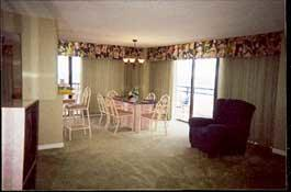 Marine Terrace - Unit Dining Area