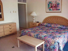 Aruba Beach Club - Unit Bedroom