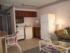 Seven Seas Resort Condo - Kitchen Area