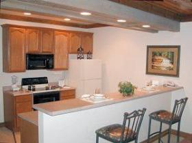 Westgate Branson Lakes - Unit Kitchen