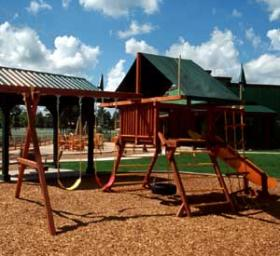 WorldMark Bison Ranch Resort - Children's Play Area