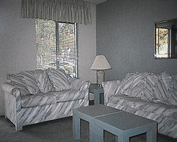 Indian Palms Intervals - Unit Living Area
