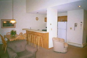 Cold Spring Resort - Unit Kitchen